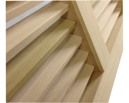 Corner Baseboard Poplar (Paint Grade) - Click Image to Close
