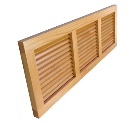 Wall Mount Return Vent Fir